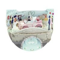Popnrock Wedding Car Card
