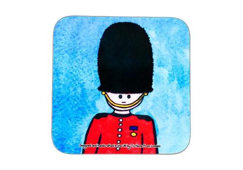 Queen's Guard Coaster