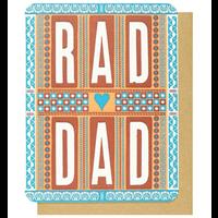 Rad Dad Card