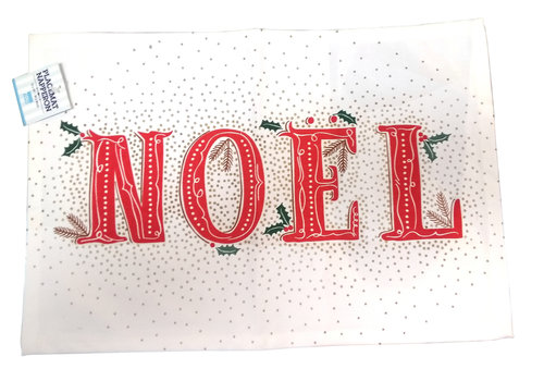 Now Designs Now Designs Noel Placemat