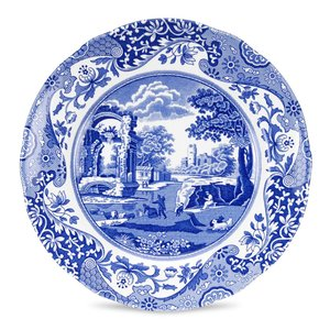 Spode Spode Blue Italian Salad Plate