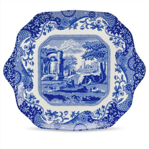 Spode Spode Blue Italian English Bread and Butter Plate