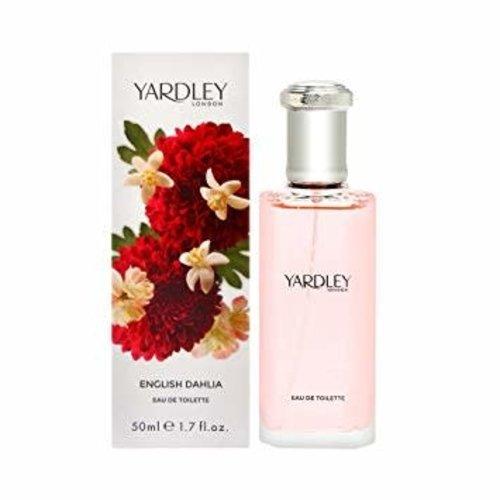 Yardley Yardley English Dahlia EDT 50ml