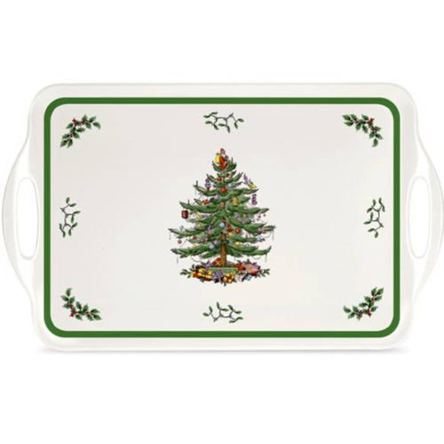 Spode Spode Christmas Tree Serving Tray