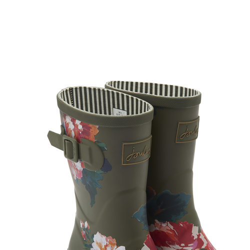 Joules USA Molly Welly with Flowers