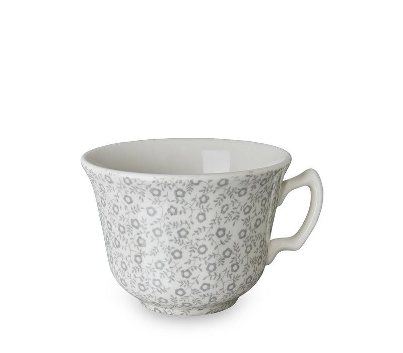 Dove Grey Felicity Teacup & Saucer
