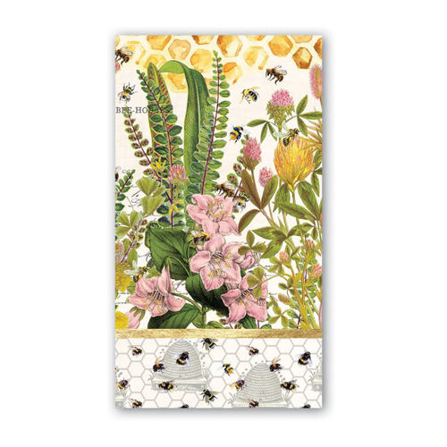 Michel Design Works Michel Honey & Clover Hostess Napkins