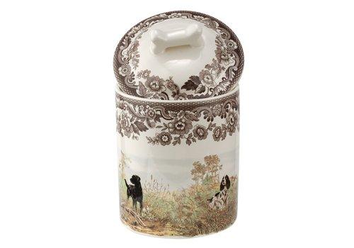 Spode Spode Woodland Treat Jar Dogs