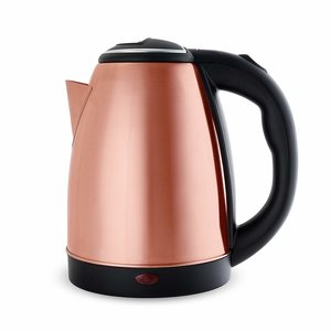 Pinky Up Parker Rose Gold Electric Tea Kettle by Pinky Up