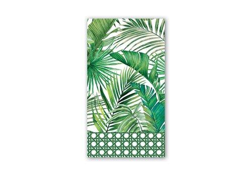 Michel Design Works Michel Palm Breeze Hostess Napkins
