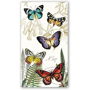 Michel Design Works Michel Papillon Hostess Napkins