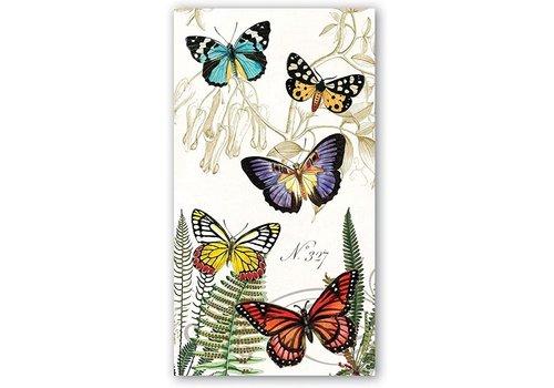 Michel Design Works Michel Papillon Hostess Napkins