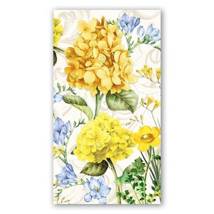 Michel Design Works Michel Tranquility Hostess Napkins
