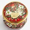 Halcyon Days 2019 christmas box enamel box