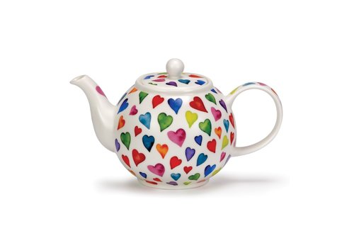 Dunoon Warm Hearts Small Teapot