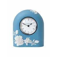 Magnolia Blossom Mantle Clock (13cm)
