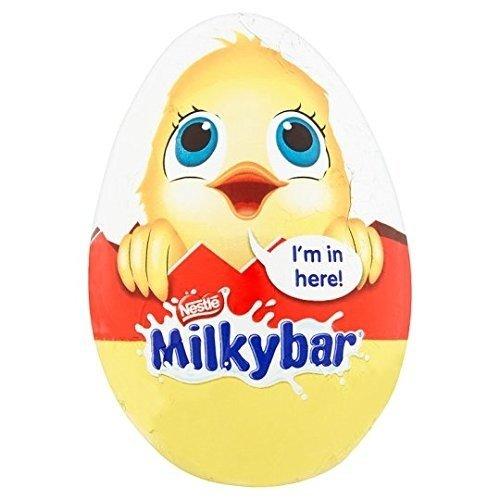Milkybar Chick In Egg