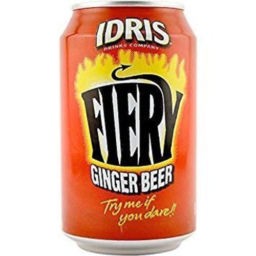 IDRIS Fiery Ginger Beer
