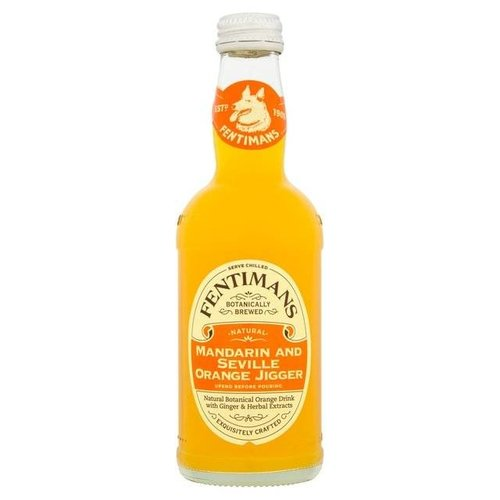 Fentiman's Fentimans Mandarin & Seville Orange Jigger