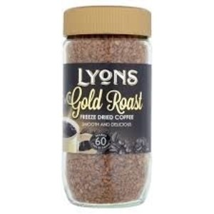 Lyons Lyons Gold Roast Coffee 100g