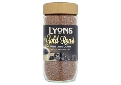 Lyons Lyons Gold Roast Coffee 100g