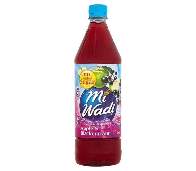 Miwadi Apple & Blackcurrant 1L No sugar added