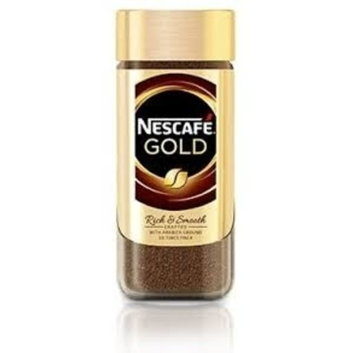 Nestle Nescafe Gold Blend Instant Coffee