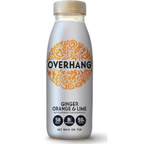 Overhang Ginger and Lime