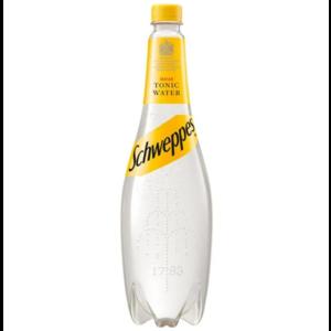 Schweppes Schweppes Tonic Water 1 Liter