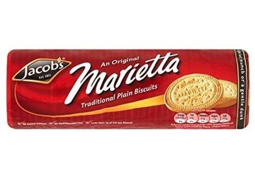 Jacob's Jacobs Marietta Plain Biscuit