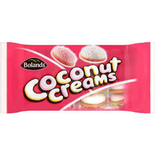 Coconut Creams