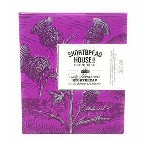 Shortbread House of Edinburgh Cinnamon & Demerara Minis