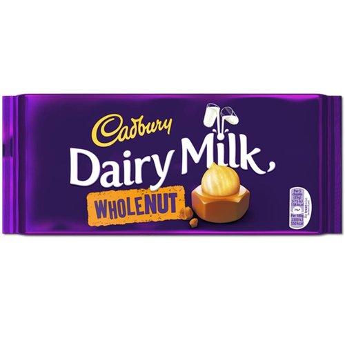 Cadbury Cadbury Dairy Milk Whole Nut - 200g