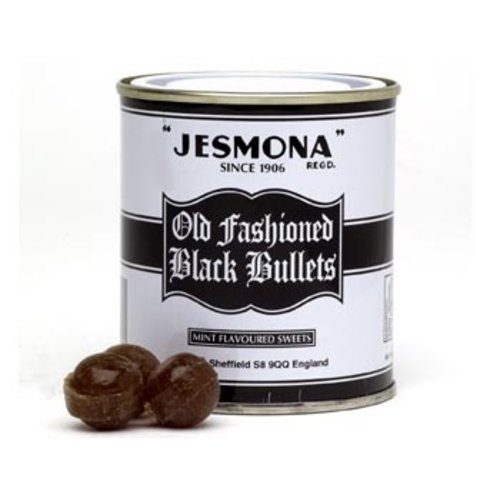 Jesmona Black Bullet Tin