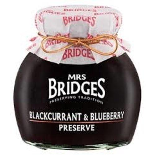 Mrs. Bridges Mrs. Bridges Blackcurrant and Blueberry Preserve 4oz