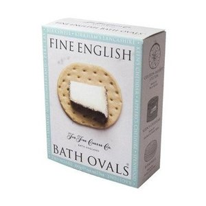 The Fine Cheese Company Fine English Bath Ovals