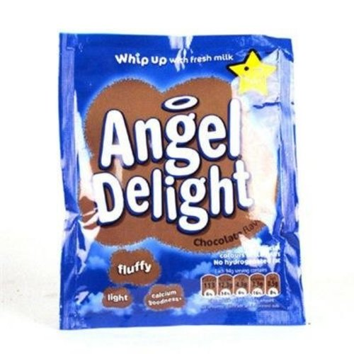Chocolate Angel Delight
