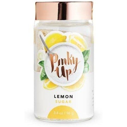 Pinky Up Lemon Sugar