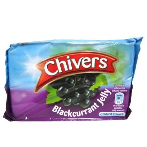 Chivers Chivers Blackcurrant Jelly/Jello