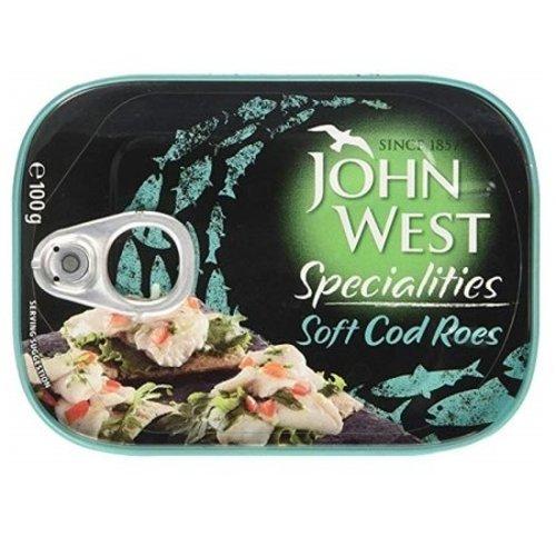 John West Soft Cod Roe