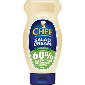 Chef Salad Cream Squeezy