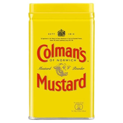 Colman's Colmans Original Mustard Powder