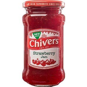 Chivers Chivers Strawberry Jam