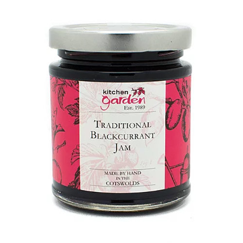 Kitchen Garden Kitchen Garden Traditional Blackcurrrant Jam