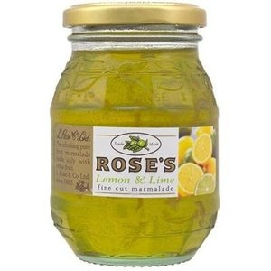 Rose's Roses Lemon and Lime Marmalade