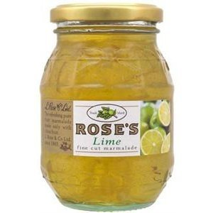 Rose's Roses Lime Marmalade