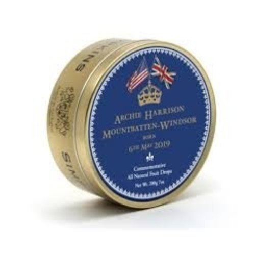 Simpkins Simpkins  Archie Harrison Commemorative Tin - Crown