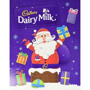 Cadbury Cadbury Dairy Milk Advent Calendar