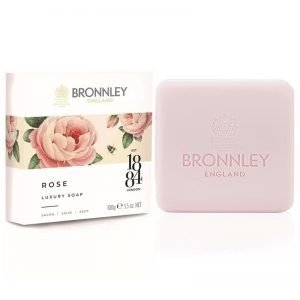 Bronnley Rose Luxury Soap