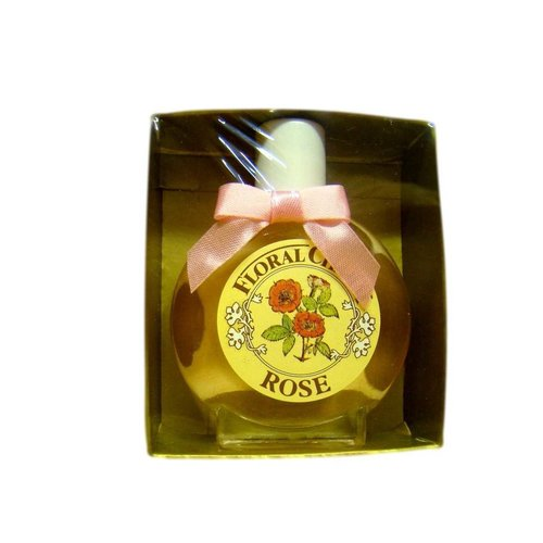 Floral Charm Floral Charm Rose Flat Watch Bottle 30ml